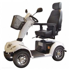 SCOOTMOBIEL DIAMOND CARPO 4